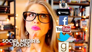 BOOKS AND SOCIAL MEDIAS! Thumbnail