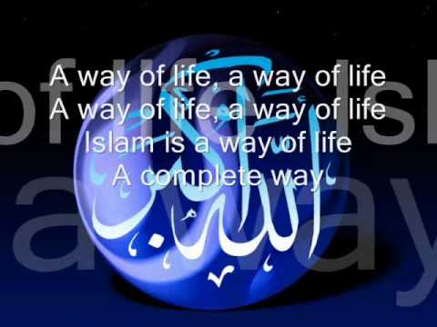 A Way Of Life '2010 (Drum Version) - Zain Bhikha ft. Muhammad Bhikha