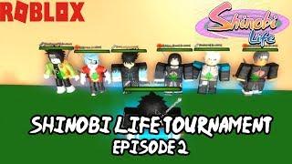 Roblox - Shinobi Life | Tournament episode 2