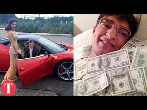 10 Teenagers Who Have Become Self-Made Millionaires