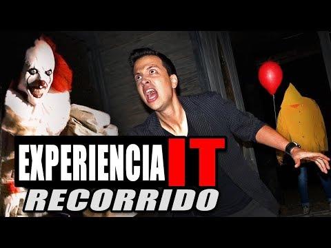 Experiencia de Película IT / Eso - Recorrido por Atracción de Terror CASA NEIBOLT