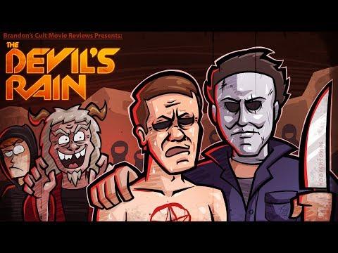 Brandon's Cult Movie Reviews: THE DEVIL'S RAIN