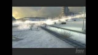 World in Conflict PC Games Gameplay - E3 06 Gameplay 1