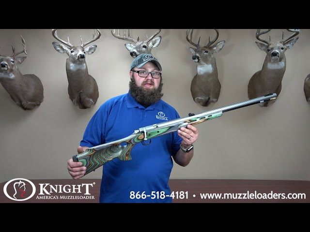 Muzzleloaders by Knight Rifles - The Mountaineer