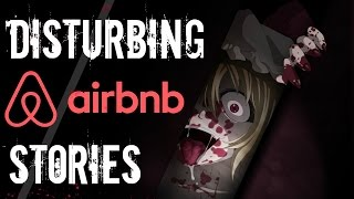 Download Video 3 Scary TRUE Airbnb Horror Stories | Vacations from Hell! MP3 3GP MP4