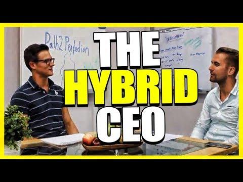 "THE ""HYBRID CEO"" | Advice on McKinsey & Startups"
