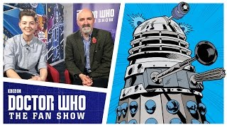 The Daleks Review ft. Nicholas Briggs - Doctor Who: The Fan Show