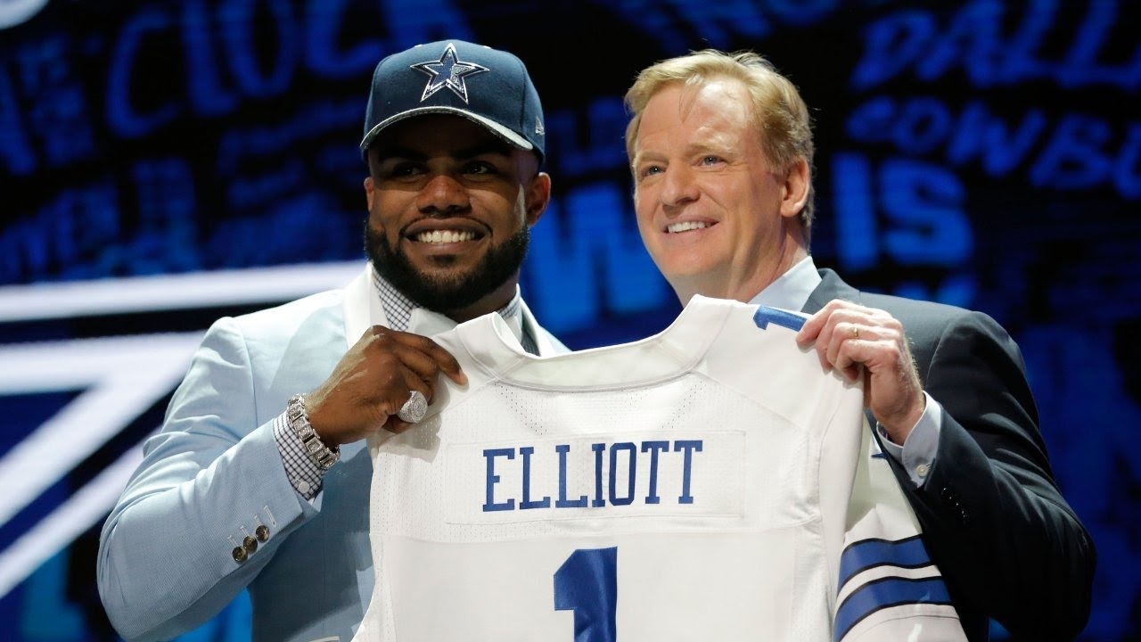 Dallas Cowboys' Ezekiel Elliott has six-game suspension upheld but is to play ...
