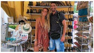 como es un hippy market en ibiza?