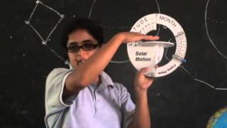 Kits And Activities Part 3: Solar-motion And Star-clock (kannada)