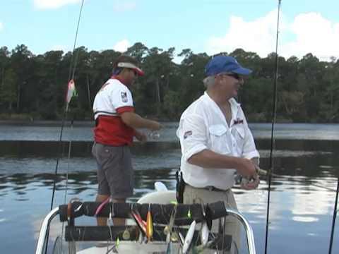 Carolina fishing tv season1 9 neuse backwater open for Carolina fishing tv