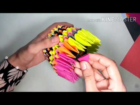 How To Make Homemade Awesome Basket Craft|DIY Paper basket Gift Idea|HACKS|LIFE HACKS|HANDMADE DECOR