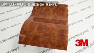 3M DI-NOC Bubinga Gloss Wood Vinyl