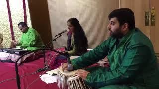 Gujarati Lagnageet 'Nanavati re sajan bethu mandave'