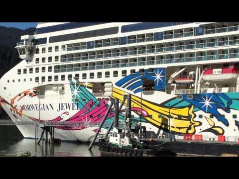 Cruise To Alaska   Norwegian Jewel   Summer 2015