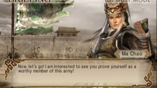 Dynasty Warriors 5 - Ma Yunlu Destiny Mode Let
