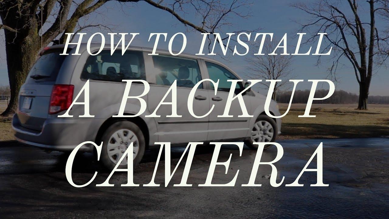 2015 Dodge Challenger Backup Camera Wiring Diagram from i.ytimg.com