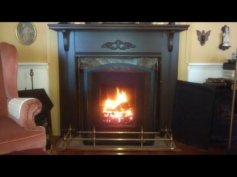 How to Light a Victorian Coal Fireplace