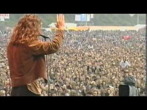 Jeremy - Pearl Jam - Live In Pinkpop 1992 HD