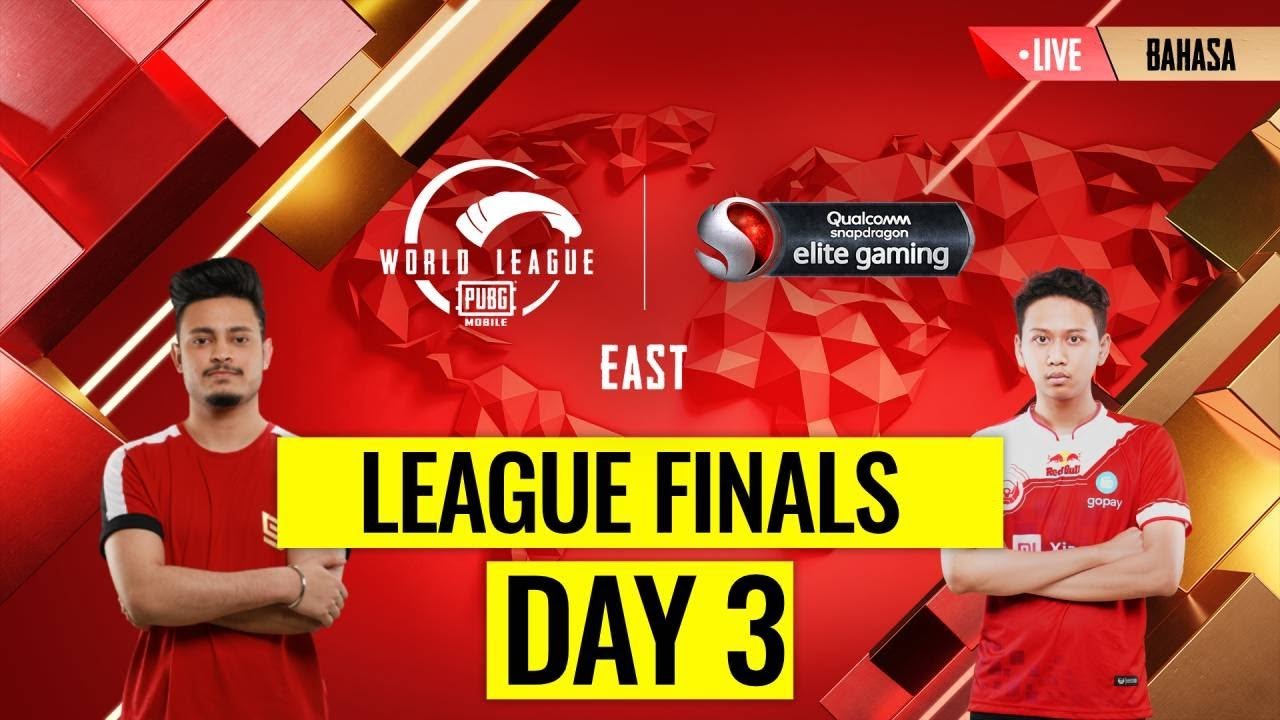 [BAHASA] PMWL EAST - League Finals Day 3 | PUBG MOBILE World League Season Zero (2020)