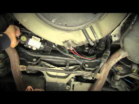 Replacing the Audi allroad quattro Air Suspension Compressor with an Arnott WABCO P-2134