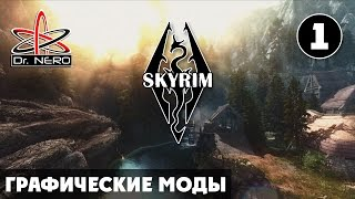 Skyrim. Графические моды RealVision ENB + Cheap But Good Texture Pack