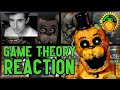 Reacting to Game Theory: FNAF, The FINAL Timeline FNAF Ultimate Custom Night