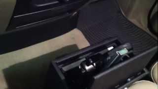 Secure Car Gun Safe
