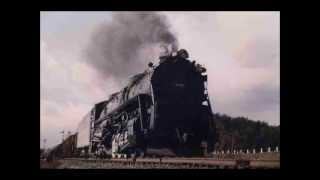 Western Maryland Railway 4-8-4 Potomac Steam Locomotive