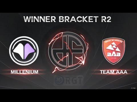 [RGT10] Millenium Vs Team-aAa - WBR2