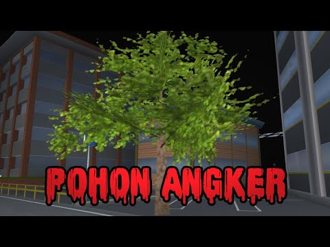 Download POHON ANGKER    SAKURA SCHOOL SIMULATOR HANTU    SAKURA HANTU    HOROR MOVIE SAKURA SCHOOL SIMULATOR
