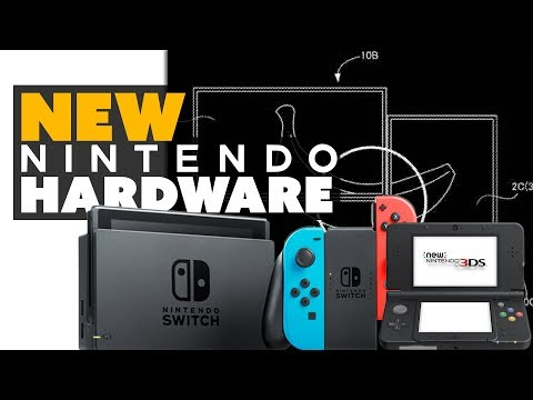 Nintendo's NEXT Hardware Patent! - Game News