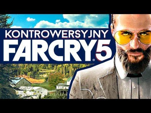 Demolka na wsi - kogo obrazi Far Cry 5?