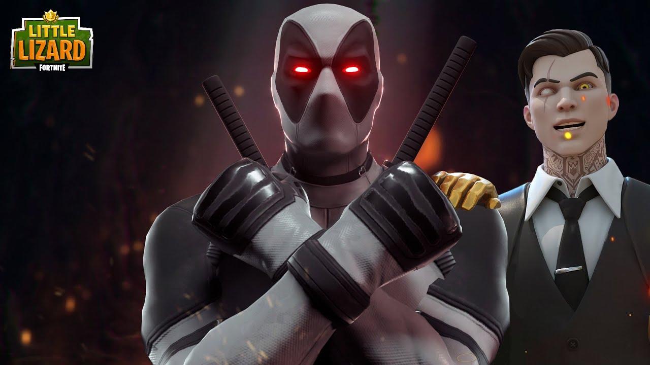 X Force Deadpool