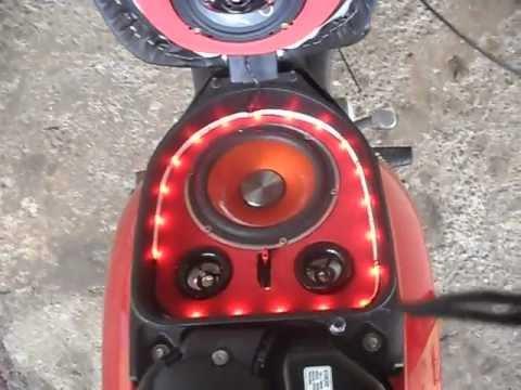 biz-com-som-montado-na-auto-elétrica-sergio-tuning-car