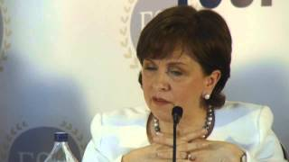 UKIP and DUP European Parliament candidates clash during debate at FSB NI Hustings