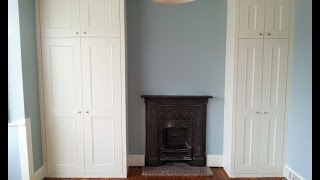 Victorian Style Fitted Wardrobes