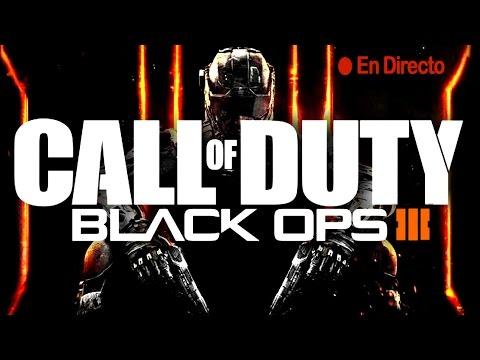Call of Duty: Black Ops 3 -- Directo -- #1 -- Empezando de 0 ^^
