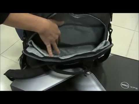 Dell Urban Toploader 15.6¨ bag - YouTube a0ff9989e1