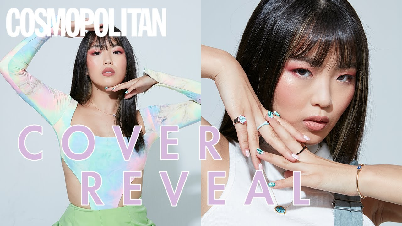Now United・Hinaが初登場!| COVER GIRL | COSMOPOLITAN JP