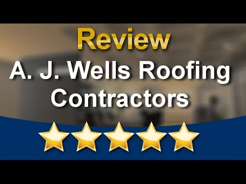 Good A. J. Wells Roofing Contractors Jacksonville Excellent 5 Star Review By  Ralph W.