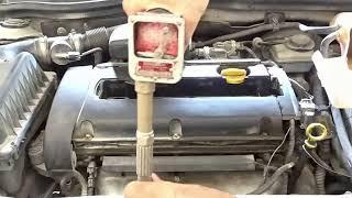 Problème moteur tourne sur 2 cylindres au ralenti astra DAEWOO مشكلة المحرك يعمل على 2 اسطوانات أوبل