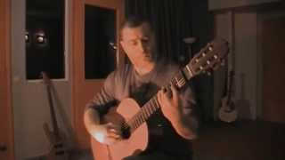PANAGIOTIS MARGARIS ( GUITAR )  - THE LOGICAL SONG ( SUPERTRAMP )
