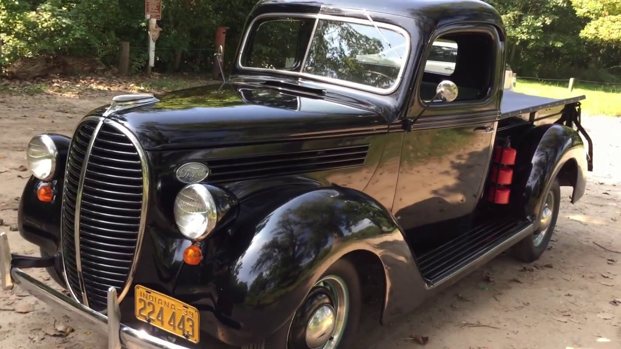 1939 Ford Pickup For Sale Presentation Youtube