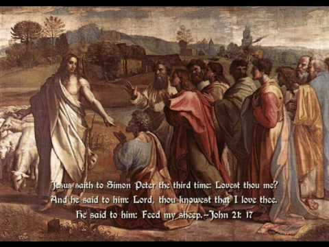 Resurrection and Ascension of Jesus--Beethoven Oratorio:  Christ on the Mount of Olives--Hallelujah