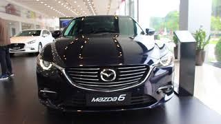 Cận cảnh Mazda6 2.0 2017 giá từ 916 triệu đồng tại Việt Nam | Johnny & SuperCar