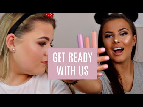 GET READY WITH US! | BEST FRIEND TAG