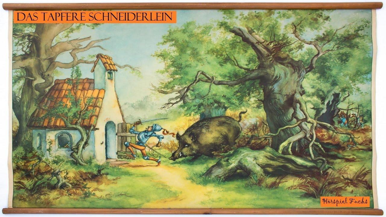 Das tapfere Schneiderlein - Märchen Hörspiel - YouTube