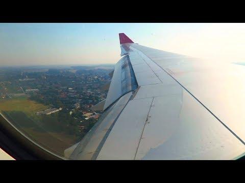 Czech Airlines A330-300 WINDY LANDING At Bratislava Airport! (OK2018 Special Flight)