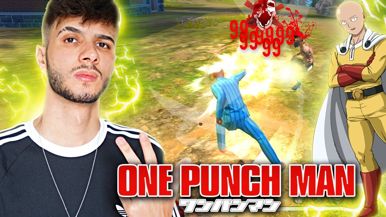 Killval - So Long ⚡ FREE FIRE HIGHLIGHTS (RAFÃO) One Punch Man 🥊